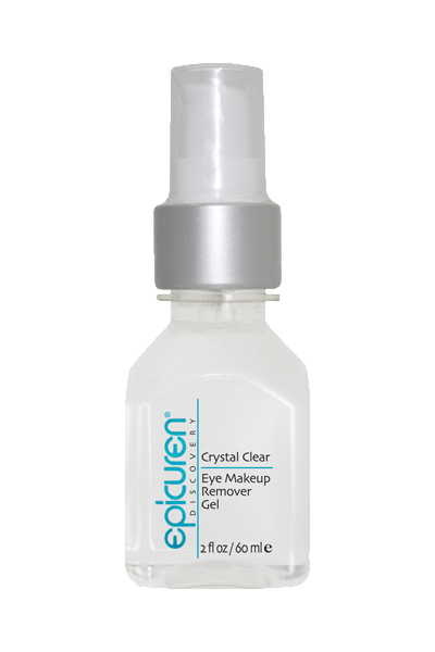 Crystal Clear Eye Make-up Remover