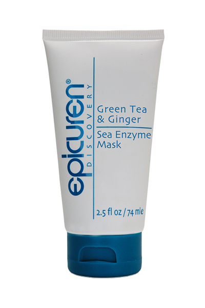 Green Tea & Seaweed Soothing Mask