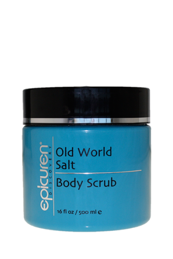 Old World Salt Scrub