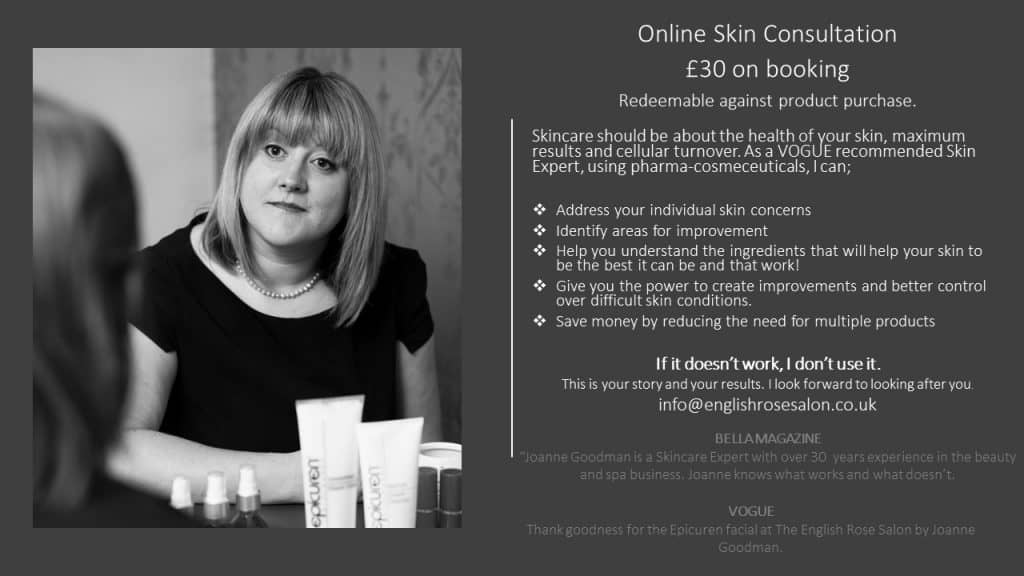 Online Skin Consultation Launch